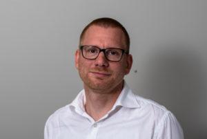 Teacher Kristoffer Röshammar
